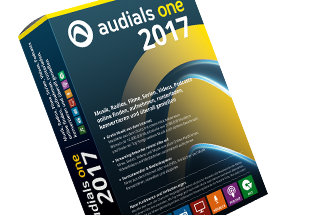 Audials One Medien Software für Windows